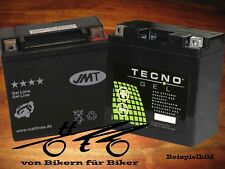 Benzhou yy50qt-15 50 4 T RETRO STAR Bj 2007-2013 - 3 CH, 2,2 kW-Gel Batterie
