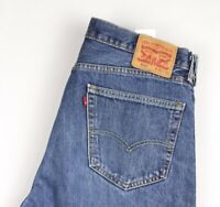 Levi's Strauss & Co Hommes 505 Slim Jeans Jambe Droite Taille W36 L32 ATZ1630