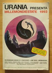MILLEMONDIESTATE 1993 1 Romanzo Breve e 11 Racconti OTTIMO
