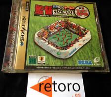 Soccer Nippon Daihyou Team no Kantoku ni Narou RPG SEGA SATURN Japones ENIX