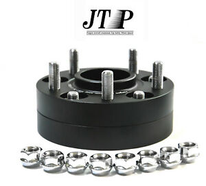 JAPSPEED HUBCENTRIC 40mm 5x114.3 WHEEL SPACERS FOR NISSAN JUKE X-TRAIL QASHQAI