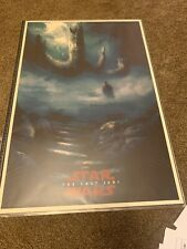 Karl Fitzgerald Star Wars The last Jedi i screen print variant art NYCC 2019 #14