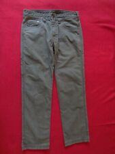 prAna Men's Tucson Jean Style Six-pockets Pant - 32Wx32L