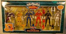 Power Rangers Wild Force - Wild Force Collection 6-Pack Jindrax Jungle Sword MIB