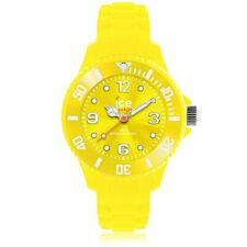*BRAND NEW* ICE Women's 000793 forever Yellow 30mm Watch SI.YW.M.S.13