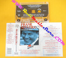 MC FRANK SINATRA Greatest hits 1995 italy SILVER COLLECTION no cd lp dvd vhs