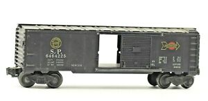 Vintage Lionel Post War Southern Pacific 6464 Boxcar Black