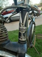 1949 J.C. Higgins Men's Bicycle With Springer Front End
