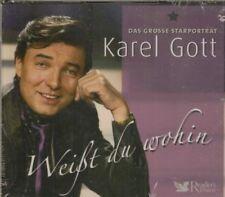 Karel Gott 3 CD Box Weißt du wohin (Reader's Digest Musik, Eurovision) Neu & OVP