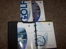 2004 Volkswagen VW Golf Owner Owner's User Guide Manual GL GLS TDI  1.9L & 2.0L