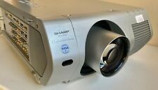 Sharp XG-V10WU Conference Series Projector 4700 LUMENS 300:1 SXGA w/ 2x LAMPS