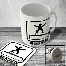 MAC_SPRT_008 RODNEY MULLEN Skateboarding - Sport Mug and Coaster set