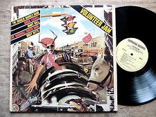 Volunteer Jam - –The Charlie Daniels Band , Various  LP