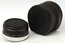 Kenko 2x Cfe Teleplus Mc 4 Duplicador Para Objetivos Canon Fd con Funda