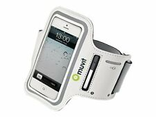 Muvit Ultra Thin Armband Apple iPhone 4 5/5s iPod Touch XL Smartphones White