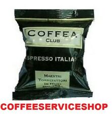 CAPSULE COFFEA CLUB - 200 PEZZI - COMPATIBILI LAVAZZA ESPRESSO POINT