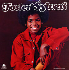 FOSTER SYLVERS Produced by Jerry Peters PRIDE RECORDS Sealed Vinyl Record LP