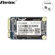 Zheino msata 256gb SSD TLC internal Solid State Drive with TLC Nand Flash