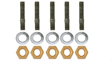 MG Rover K Series Exhaust Manifold Studs Nuts - MGF ZR ZS ZT 25 75 200