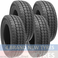 4 2057516 Budget 205 75 16 Van Commercial Premium NEW Tyres x4 205/75 High Load
