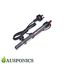 300W SUBMERSIBLE WATER HEATER Ideal For Hydroponics & Aquarium Tank or Pond