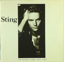 CD - Sting - ...Nothing Like The Sun - A5426 - booklett