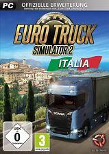 Euro TRUCK SIMULATOR 2 ITALIA PC 2017 solo il Steam Key Codice di download non DVD