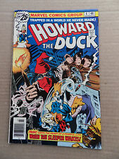 Howard the Duck 4 . Gene Colan . Marvel 1976 - FN / VF