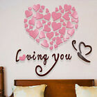 Family DIY Removable Vinyl Quote Wall Stickers Decal Mural Christmas Home Decor