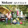 "Sinkane : Life & Livin' It Vinyl 12"" Album (2017) ***NEW*** Fast and FREE P & P"