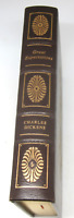 Great Expectations Dickens 100 Greatest Books Easton Press Leather Like New