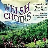 Welsh Choirs: A Selection of Magnificent Choral Music, Various Artists CD | 5050
