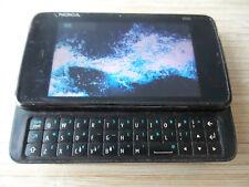 Nokia n900 - 32 gb-Black-Unlocked Pincho-WiFi-GPS - 5mp Camera