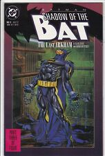 SHADOW OF THE BAT #3 VF/NM TO NM DEALER LOT 25 COPIES 1ST APP AMYGDALA BATWOMAN