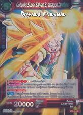 Dragon Ball Super Card Game ! Gotenks Super Saiyan 3, attaque fantome BT2-014 R