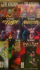 Complete The Kingdom 1-2 & One-Shots Limited Series NM/VF condition first prints