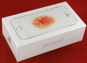 "NEW SEALED Unlocked Apple iPhone SE 16GB 4"" Rose Gold DEMO UNIT 3A850LL/A 16 gb"