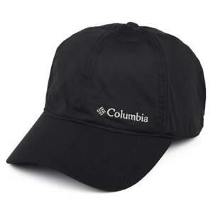 Columbia Hats Coolhead II Baseball Cap - Black