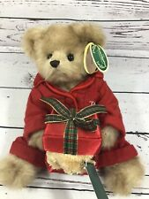 "Bearington Bears ""Puppy Love"" 14"" Plush Bear - #1578 2005 Retired Preowned"