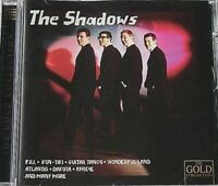 THE SHADOWS - THE GOLD COLLECTION CD - VERY GOOD CONDITION 1997 EMI GOLD
