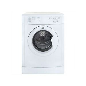 Indesit IDV75 EcoTime 7kg Freestanding Vented Tumble Dryer - White