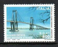 ITALY MNH 2000 SG2622 120TH ANV OF ITALIAN WATER BOARD