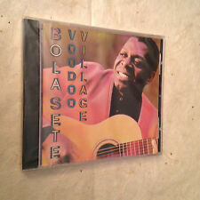 BOLA SETE CD WOODOO VILLAGE FCD-24779-2 2004 JAZZ