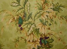 Drapery Upholstery Fabric 100% Cotton Monkey Animal Print - Kiwi Jungle