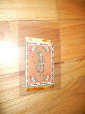 Tobacco Felts Mini Carpets with Soldier Nice Condition Italian