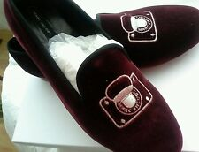 Original Marc Jacobs Samt Loafer /Ballerinas so pretty 39,5