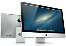 "Apple iMac 27"" A1312 Quad Core i7 3.4GHz-16GB RAM-240GB SDD High Sierra fenêtre 10"
