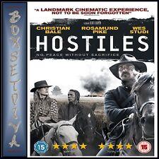 HOSTILES STARRING  Christian Bale & Rosamund Pike **BRAND NEW DVD