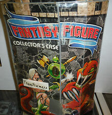 1980s Fantasy Figures Action figure case for He-Man, Star wars, TMNT and more...