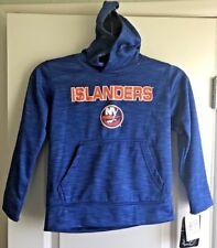 NHL New York Islander Boys Hoddie Sweat Shirt Size S(6/7)